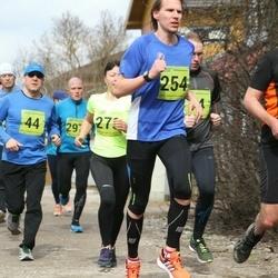 5. Tartu Parkmetsa jooks - Viktor Muuli (44), Tauri Arumäe (254)