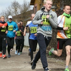 5. Tartu Parkmetsa jooks - Kalev Kajaste (251), Raul Adari (412)