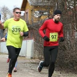 5. Tartu Parkmetsa jooks - Priit Perv (97)