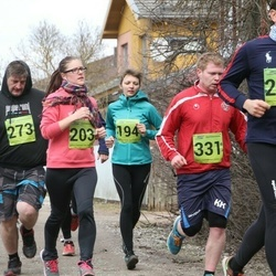 5. Tartu Parkmetsa jooks - Birgit Liira (194), Siret Liikvart (203), Elikar Mustonen (273), Karli Krigulson (331)