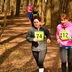 5. Tartu Parkmetsa jooks - Agnes Siniorg (74), Kristina Türk (212)