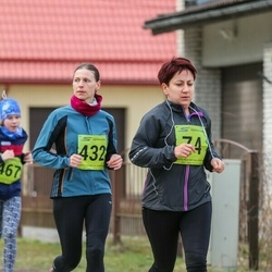 5. Tartu Parkmetsa jooks - Agnes Siniorg (74), Kaili Rätsep (432)