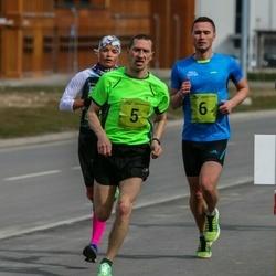 5. Tartu Parkmetsa jooks - Vjatšeslav Košelev (5), Deniss Košelev (6)