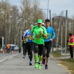 5. Tartu Parkmetsa jooks - Björn Puna (393)