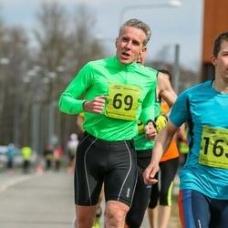5. Tartu Parkmetsa jooks - Kalle Kiiranen (69)