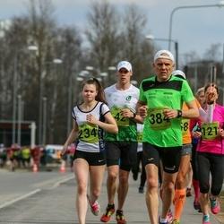 5. Tartu Parkmetsa jooks - Katrin Selin (234), Guido Bergmann (384)