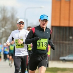 5. Tartu Parkmetsa jooks - Margus Kaur (318)