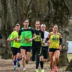 5. Tartu Parkmetsa jooks - Kaido Vahkal (39), Kaisa Kukk (465)