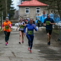 5. Tartu Parkmetsa jooks - Kristi Lasn (172), Elina Leis (250), Reigo Mekk (446)