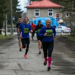 5. Tartu Parkmetsa jooks - Merike Muru (346)