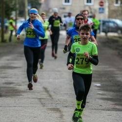 5. Tartu Parkmetsa jooks - Eerik Hudilainen (279)