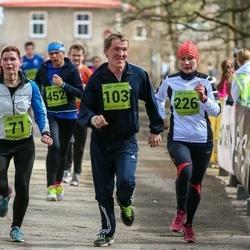 5. Tartu Parkmetsa jooks - Ulvi Lond (71), Helari Sirelpuu (103), Tea Mey (226)