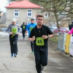 5. Tartu Parkmetsa jooks - Martin Padar (45)