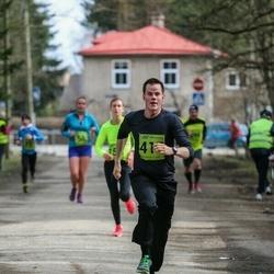 5. Tartu Parkmetsa jooks - Mikk Habakuk (417)