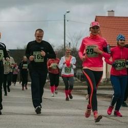 5. Tartu Parkmetsa jooks - Kelli Hanschmidt (67), Oliver Hanschmidt (165), Britt Jurs (294)