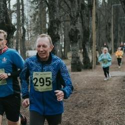 5. Tartu Parkmetsa jooks - Aavo Hõbe (295)