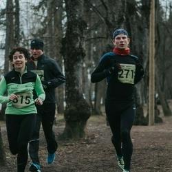 5. Tartu Parkmetsa jooks - Endre Varik (271), Ingrit Ernits (315)