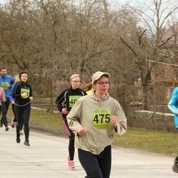 5. Tartu Parkmetsa jooks - Anna Veeber (475)