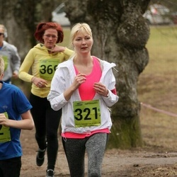 5. Tartu Parkmetsa jooks - Birgit Lausing (321)