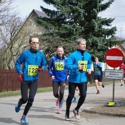 5. Tartu Parkmetsa jooks - Erki Tamm (128), Aavo Hõbe (295)