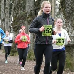 5. Tartu Parkmetsa jooks - Annika Nõmme (152)