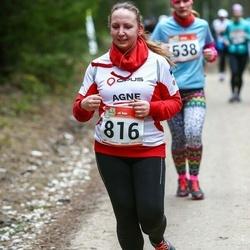 RMK Kõrvemaa Kevadjooks - Agne Lund (816)
