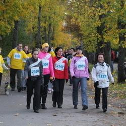 31. Paide - Türi rahvajooks - Jaanika Eik (1127), Evely Siimsoo (2055), Anneli Talviste (2142), Piret Voivod (2350)