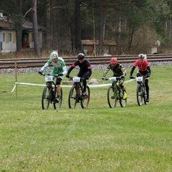 16. Elva Rattamaraton - Toomas Erikson (12), Alar Reiska (35), Vladimir Všivtsev (43), Priit Järvloo (152)