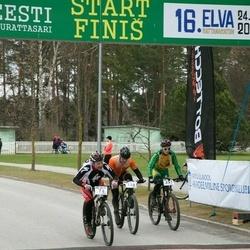 16. Elva Rattamaraton - Margus Mägi (74), Severin Israel (139), Braian Jullinen (251)