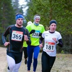 RMK Kõrvemaa Kevadjooks - Aap Allmägi (2282)