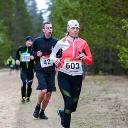 RMK Kõrvemaa Kevadjooks - Annika Virolainen (603)
