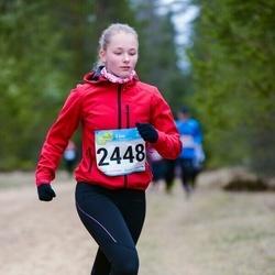 RMK Kõrvemaa Kevadjooks - Ann Liisbel Petter (2448)