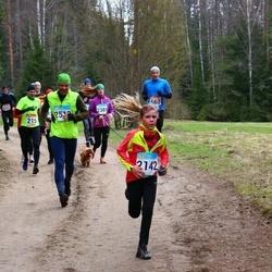 RMK Kõrvemaa Kevadjooks - Anna-Liisa Leiten (2142)
