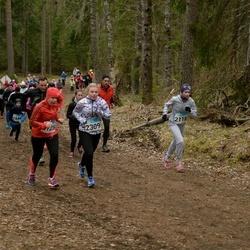 RMK Kõrvemaa Kevadjooks - Adelina Zulfukarova (2118), Gertrud Soone (2309)