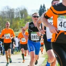 87. Suurjooks ümber Viljandi järve - Andre Mägi (2822)
