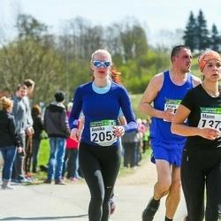 87. Suurjooks ümber Viljandi järve - Annika Kadajane (2051)