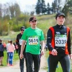 87. Suurjooks ümber Viljandi järve - Anders Kivitar (5619)