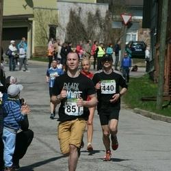 87. Suurjooks ümber Viljandi järve - Agris Linnaste (851)