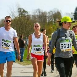 87. Suurjooks ümber Viljandi järve - Kadi Kobin (5500), Sven Vaigla (5502), Aet Kiivet (5631)
