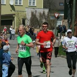 87. Suurjooks ümber Viljandi järve - Neeme Ponder (341), Ago Vahtra (2017)