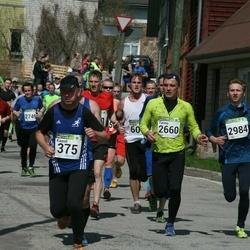 87. Suurjooks ümber Viljandi järve - Kaarel Tõruvere (375), Tarmo Kärdi (2660)