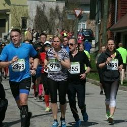 87. Suurjooks ümber Viljandi järve - Ain Särev (355), Helen Mere (969), Birgit Nool (979), Laur Vatsfeld (2369)