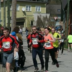 87. Suurjooks ümber Viljandi järve - Marek Veiberg (1201), Marko Rahe (2383), Annika Remmer (2788)