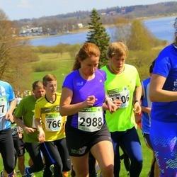 87. Suurjooks ümber Viljandi järve - Inga Suik (2988)