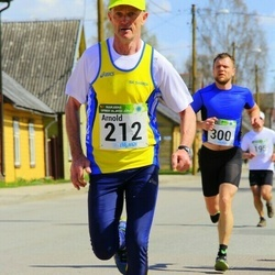 87. Suurjooks ümber Viljandi järve - Arnold Schmidt (212)