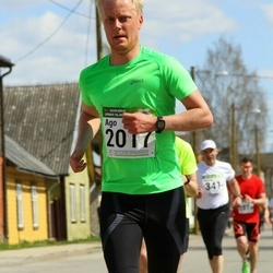 87. Suurjooks ümber Viljandi järve - Ago Vahtra (2017)