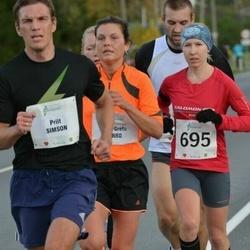 31. Paide - Türi rahvajooks - Liis-Grete Arro (44), Annika Rihma (695)