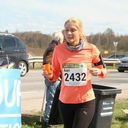 87. Suurjooks ümber Viljandi järve - Aari Arike (2432)