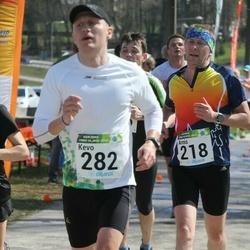 87. Suurjooks ümber Viljandi järve - Arnis Sulmeisters (218), Kevo Jürmann (282)