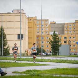 1. Tartu Linnamaraton / Sügisjooks - Christopher Raastad (211), Juha Karvonen (499)